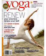 米国版 Yoga JournalTeacher Directory